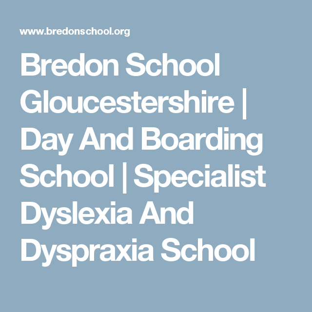 Bredon School Gloucestershire Day And Boarding School Specialist