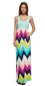 Mary Jane Maxi Dress
