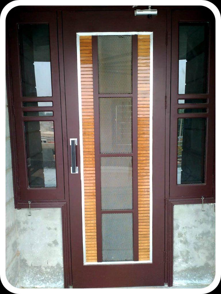 Net Door Design( mosquito door design) - Wood Working Idea ...
