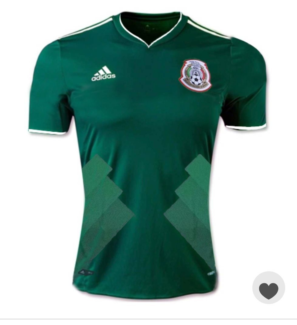 Men 123490 Brand New 2017 Seleccion Mexico Confederaciones Soccer Jersey Size M L Xl Buy It Now Only 49 99 On Eb Soccer Jersey Soccer Shirts Mexico Team