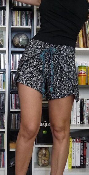 Pantalon ou short japonais