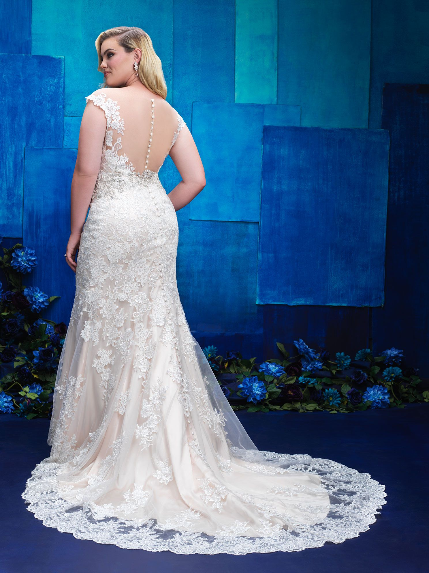 Allure W396. Find this dress at Janene\'s Bridal Boutique located in ...