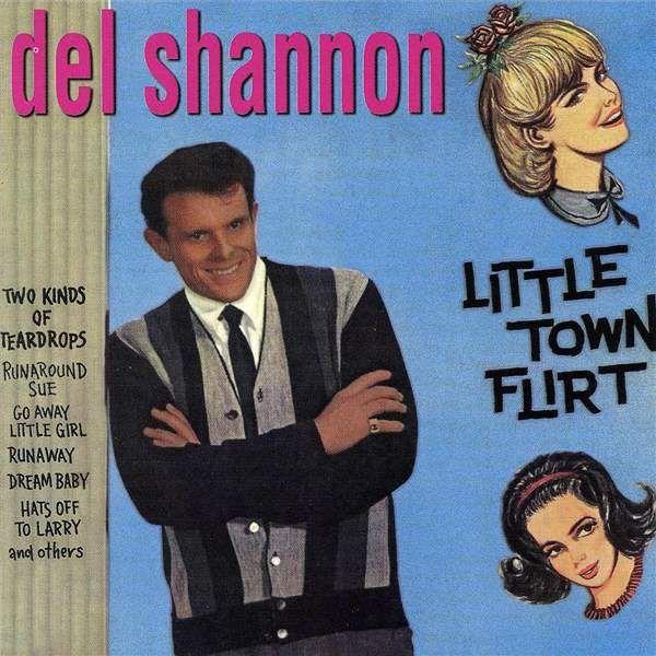 977 50s 60s Hits Logo Del Shannon