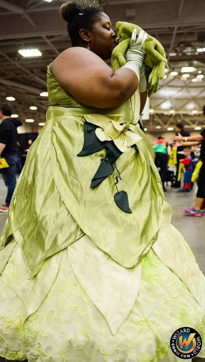 Up Close and Personal with Plus Size Cosplay SHERO ...