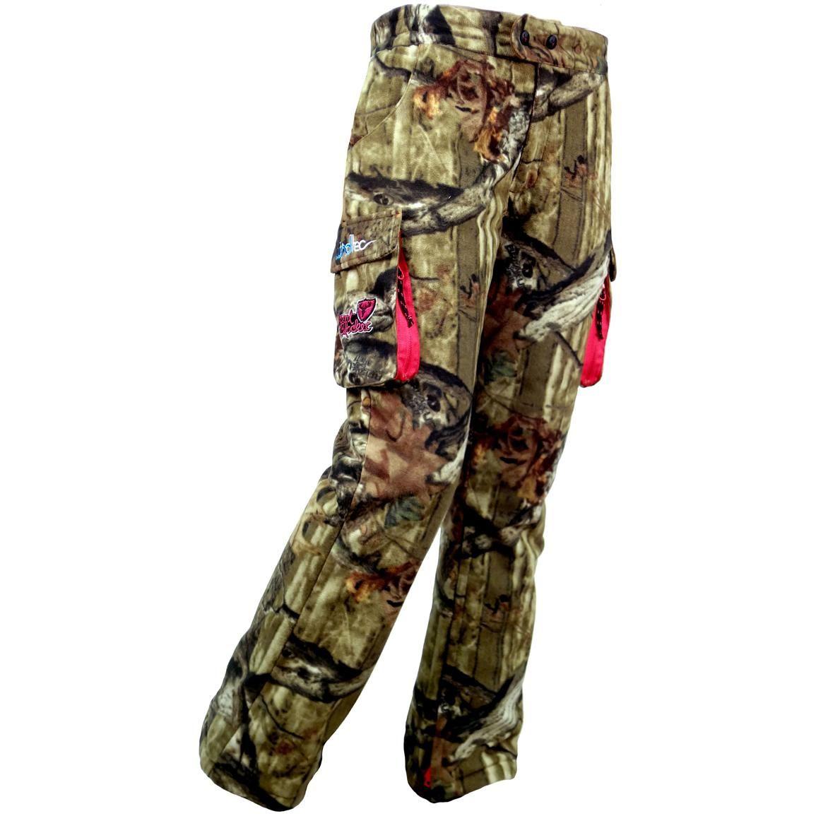 402a208d8cc40 Womens ScentBlocker® Sola™ WindTec™ 100-gram Thinsulate™ Insulation Pants,  Realtree Xtra