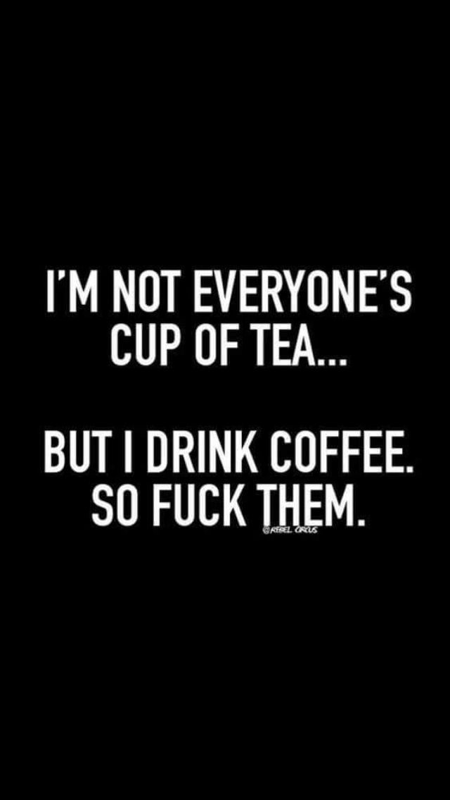 Don't mess with me. | coffee shop | Funny, Funny Quotes, Quotes #coffeeShop
