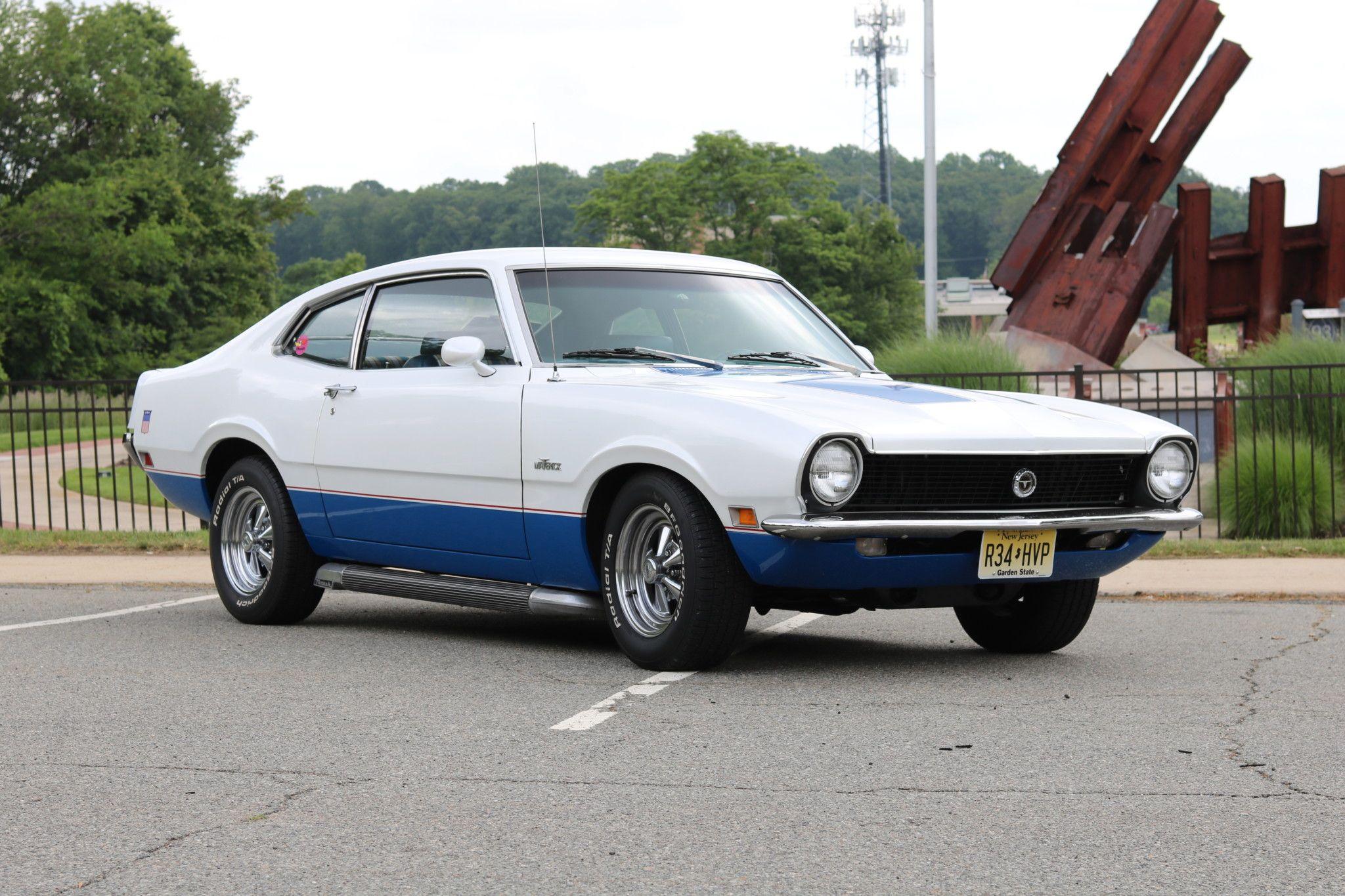 1970 Ford Maverick Anglia