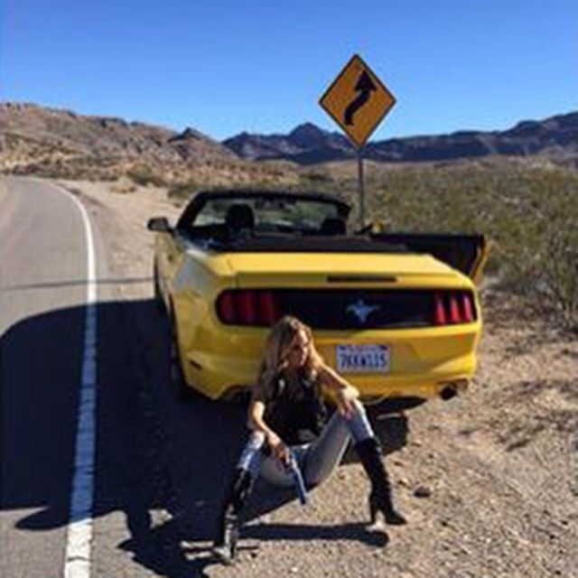 SEMA BOUND! #LasVegasStrip Corsa rally takes Vegas! #corsagamblerrally + #sema2015 #ashleymlands#lostfiles #love #driver #thenews #victoriapotterlands#wiveswithknives #corsaus #automotive #bunny #leader ashleymlands  On location in Nevada filming #RIDEORDIE the new music video recording artist: @thejoshb #ComingSoon  Produced/Directed by: @mickaelcoldchamber  On Location: VALLEY OF FIRE, Nevada  #production #filmcrew #musicvideo #valleyoffire #thescene #happeningnow #mustang #atltale