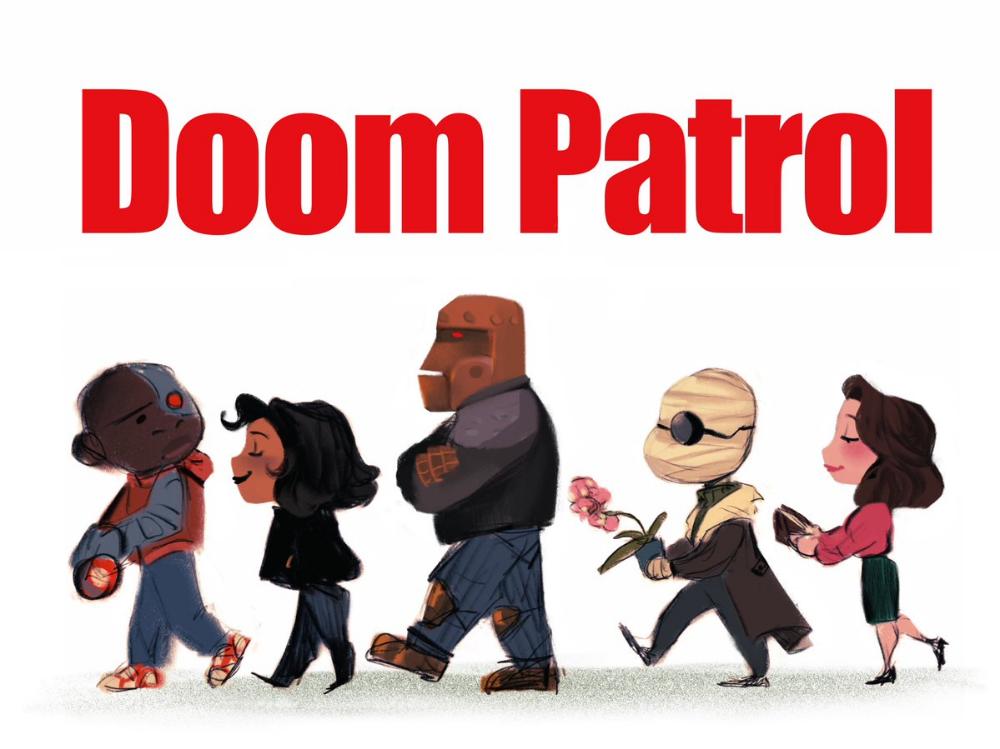 Doom Patrol Twitter Search Doom Patrol Doom Tf2 Memes