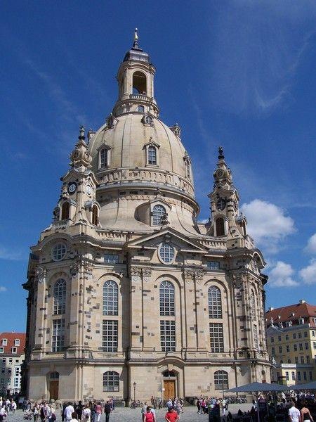 Frauenkirche Dresden Foto Von Sonic Deutschland Frauenkirche Dresden