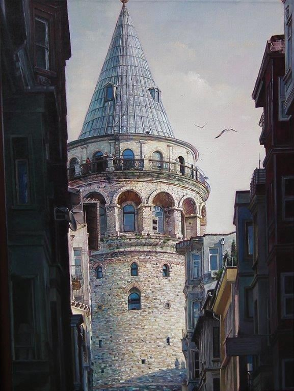 galata kulesi istanbul resimler manzara resimleri