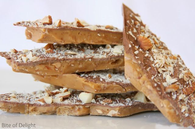bite of delight: English Toffee