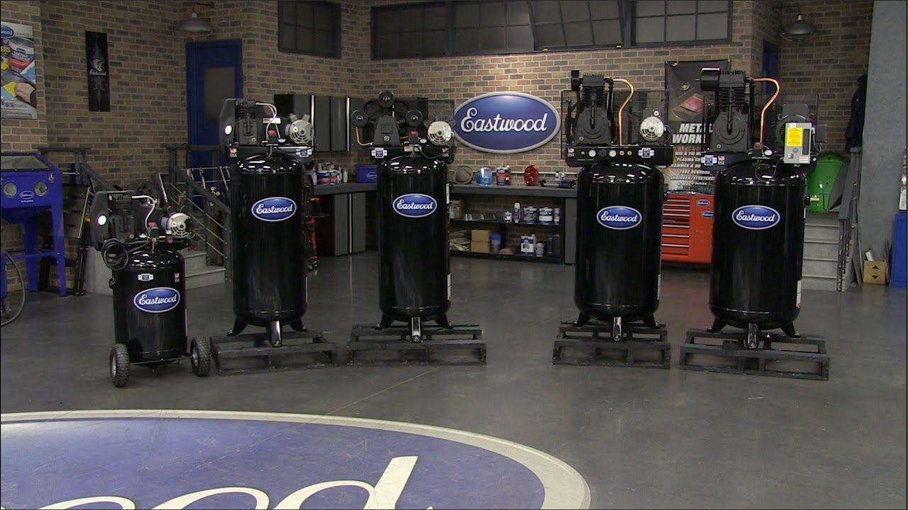 How To Choose an Air Compressor. Select the right