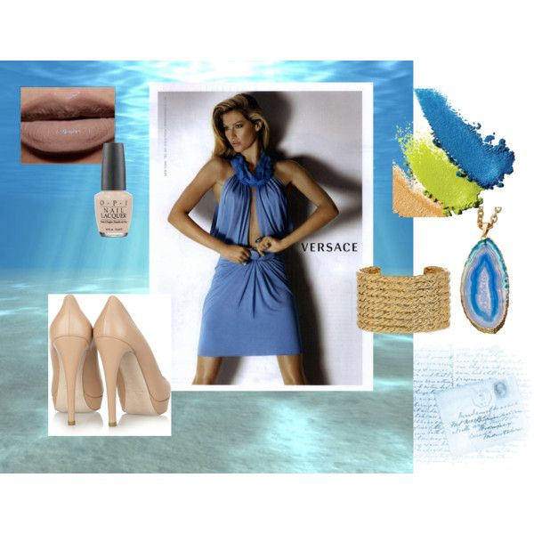 my first polyvore creation :)