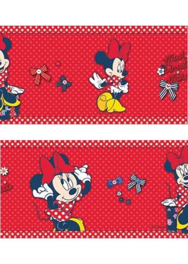 Minnie Mouse Wallpaper Border Minnie mouse, Wallpaper