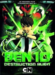 Ben 10 Destroy All Aliens 2012 Hindi Dubbed Movie Watch Online