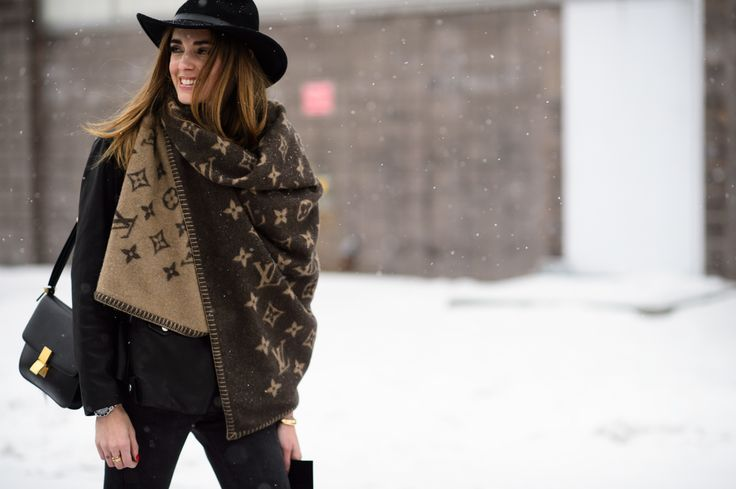 NYFW Street Style: Fashionably Freezing