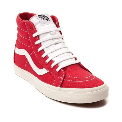 journeys vans sk8 hi white