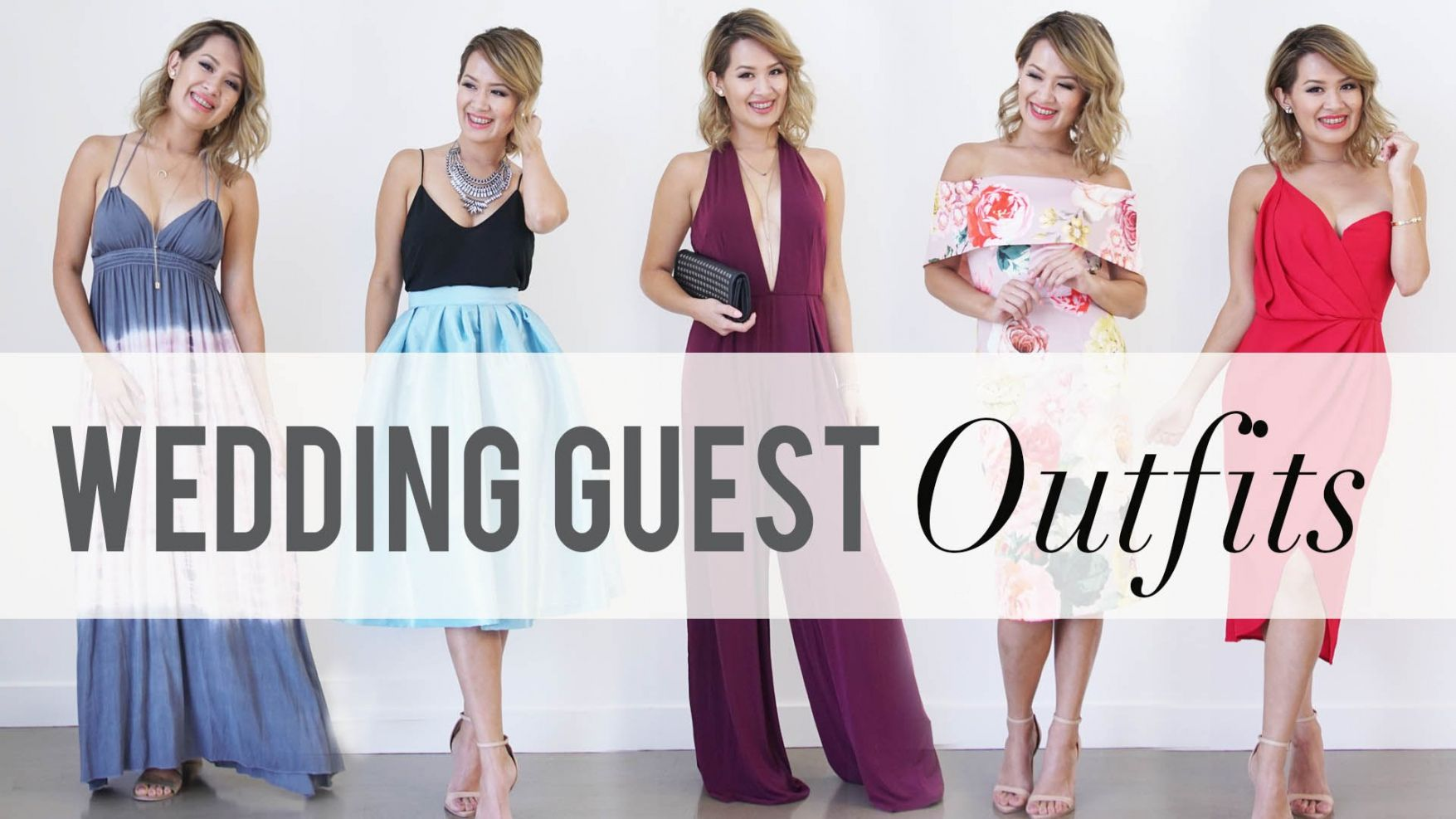 50 Where To Find A Dress To Wear To A Wedding How To Dress For A
