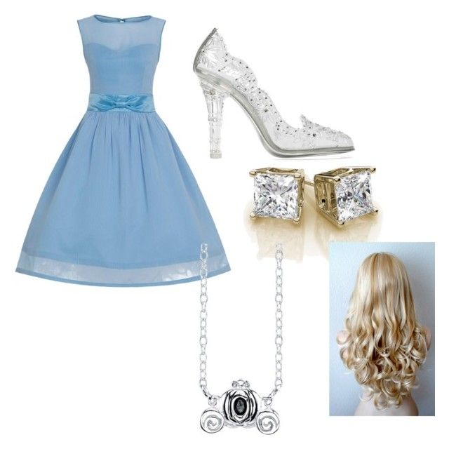 """Cinderella"" by kathrynpearce3 ❤ liked on Polyvore featuring Dolce&Gabbana and Belk Silverworks"