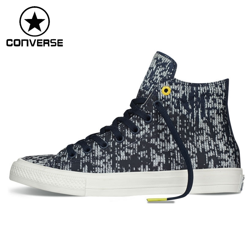 83.66$  Buy here - http://alip8l.worldwells.pw/go.php?t=32750275095 - Original New Arrival  Converse  Men's Skateboarding Shoes Canvas Sneakers  83.66$