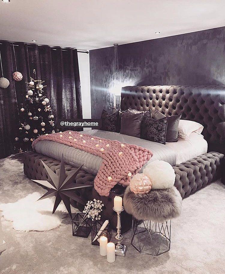 Pin By Monzerrath Romero On Home Decor Romantic Bedroom