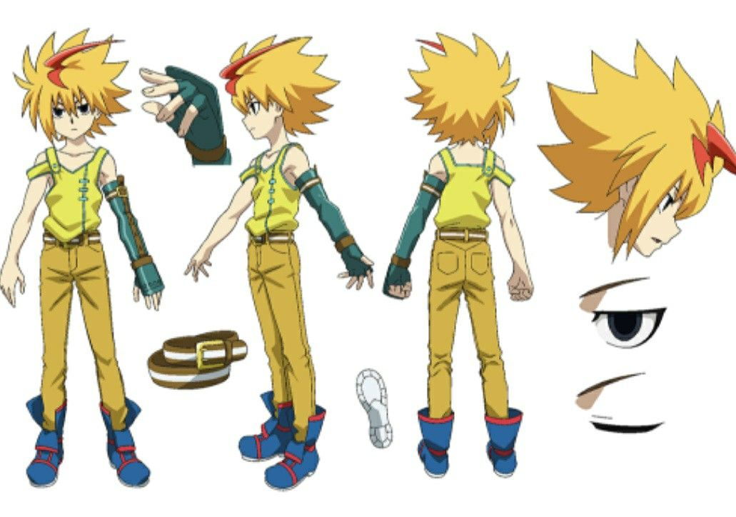 Free S Outfit For Turbo Evolution In 2020 Beyblade Characters Anime Fandom Cat Girl
