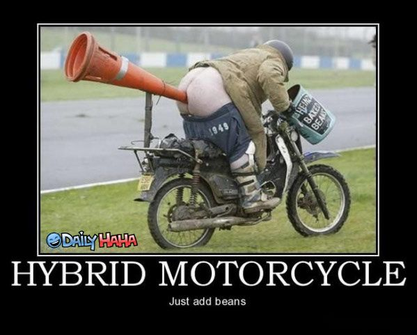 how funny motorcycle  funny motorcycles pictures | Hybrid Motorcycle | Funny Pictures ...
