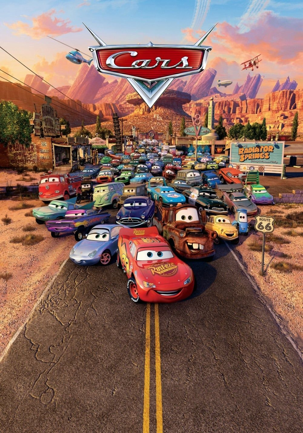 Full Watch Cars 2006 Full Online Movie Hd Free English Sub