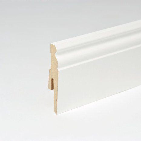 50m Sockelleisten Berliner Profil 80mm All Inclusive Paket Weiß: Amazon.de: 80mm x 50 m 166,66 €