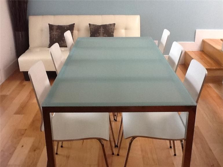 Such A Great Table To Keep The Room Crisp And Simple, Or Dress Up With