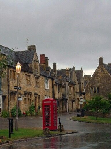 Chipping Campden, England. A lovely village