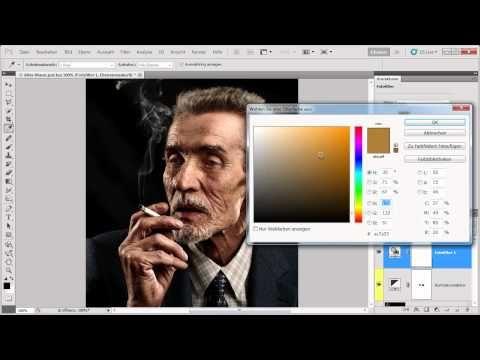 ▶ Porträts mit Charakter - Die Photoshop-Profis - Folge 56 - YouTube