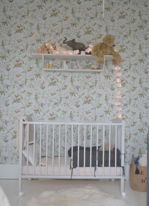 La nouvelle chambre d 39 anton papier peint chambre b b - Taux d humidite dans une chambre de bebe ...
