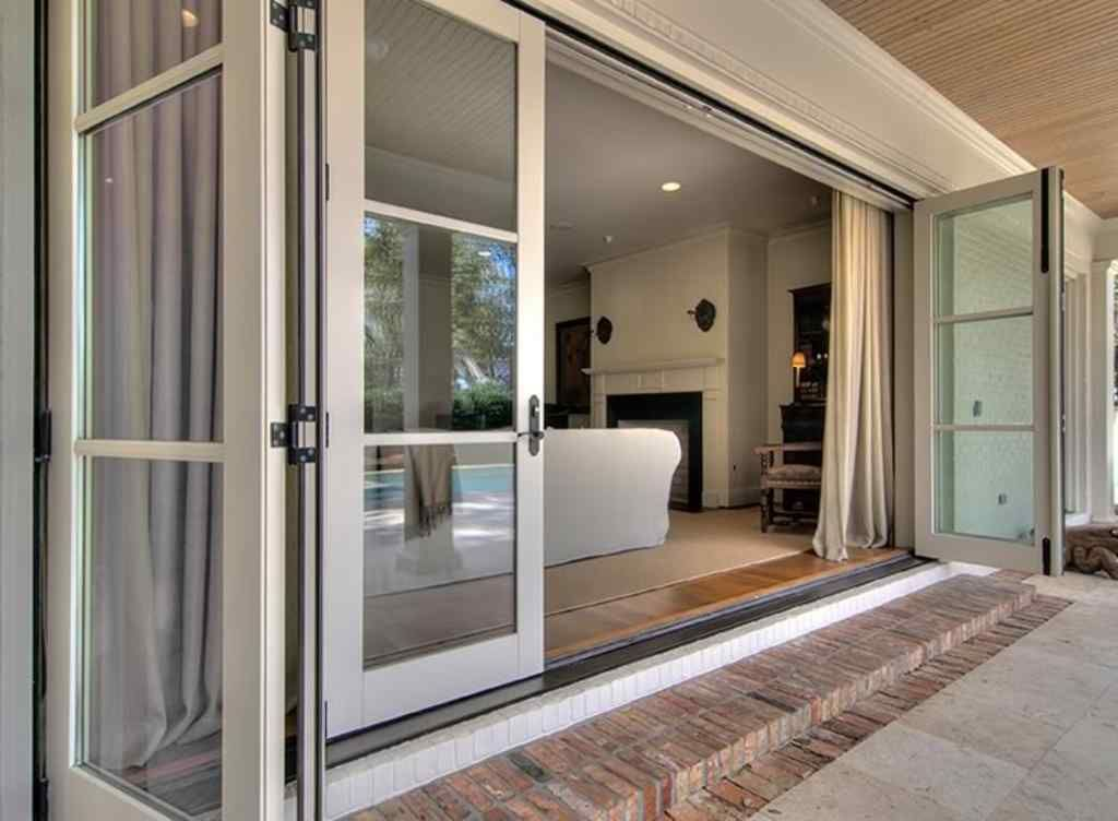 Patio Industrial Sliding Glass Doors Cost Of Installing A Sliding