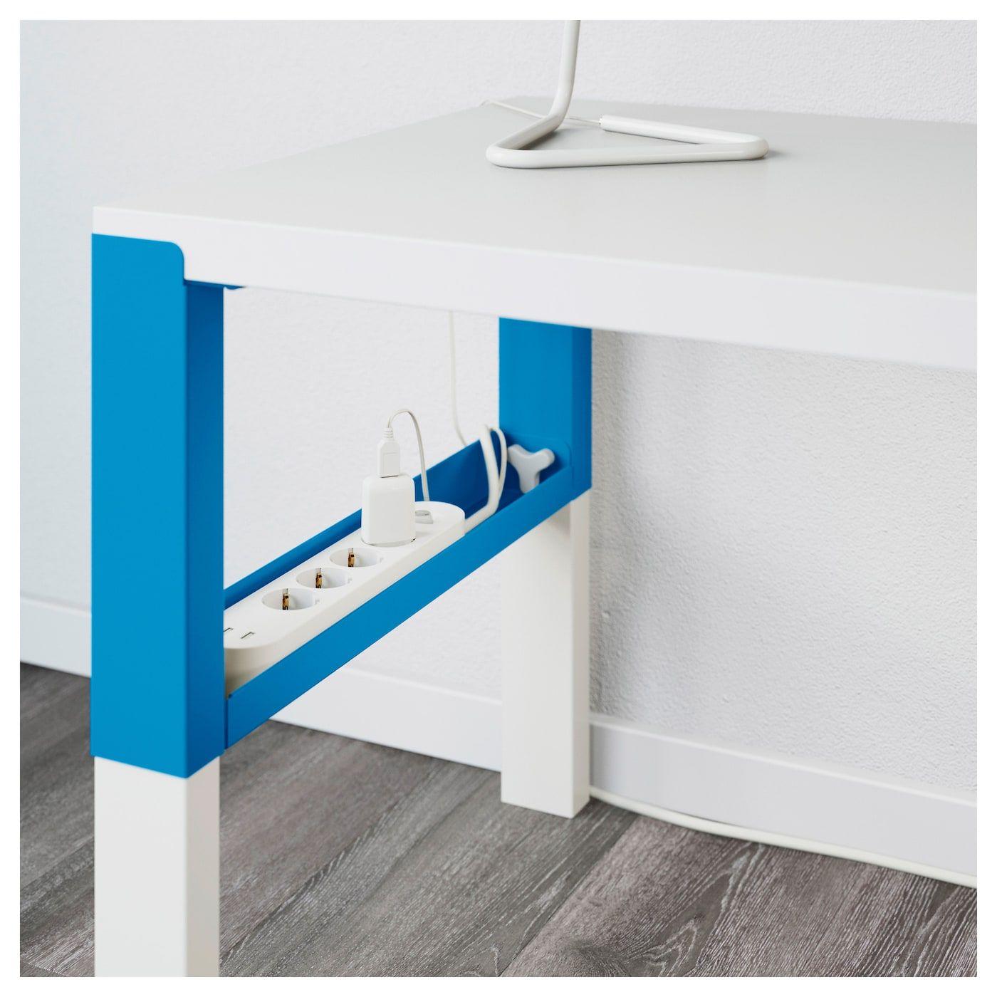 Pahl Schreibtisch Weiss Blau Schreibtisch Aufsatz Schreibtisch Schreibtisch Weiss