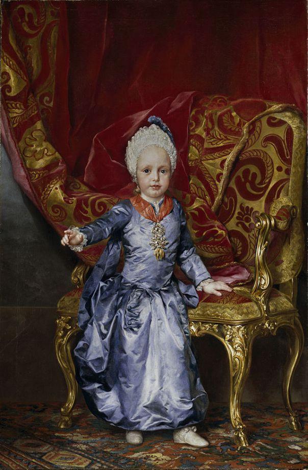 Francisco I De Austria Y Ii Del Sacro Imperio Romano Germánico Casa Real De Habsburgo Lorena Museo Nacional Del Prado Habsburgo Sacro Imperio Romano Germanico