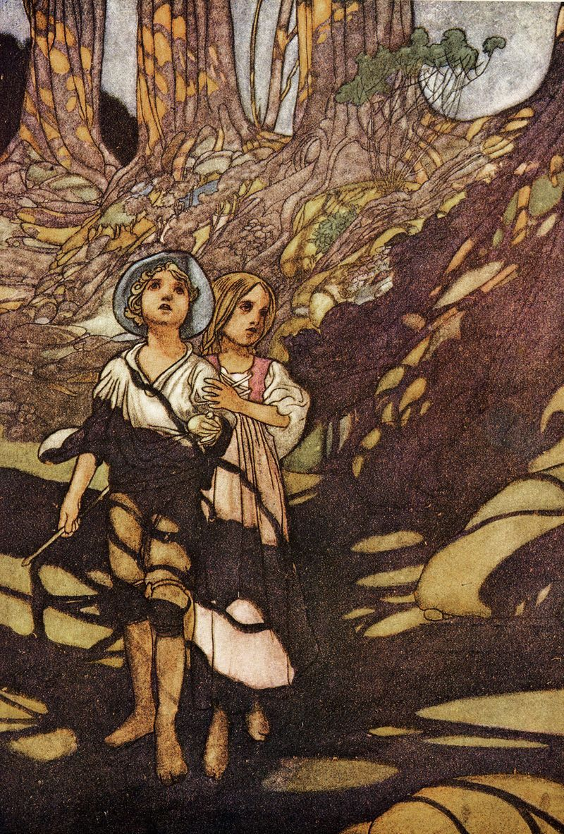 The Lost Children Fairy Tale