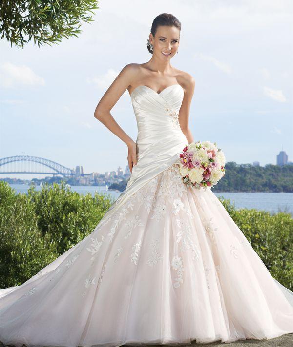 vestido novia sophia Tolli   VESTIDOS DE NOVIA   Pinterest ...