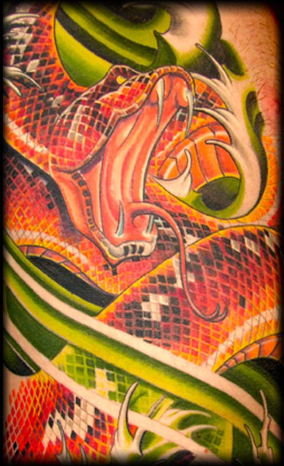 Tommy Helm 17 Tattoo künstler