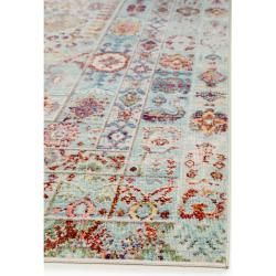 Photo of benuta Trends Teppich Visconti Multicolor/Blau 250×350 cm – Vintage Teppich im Used-Look benuta