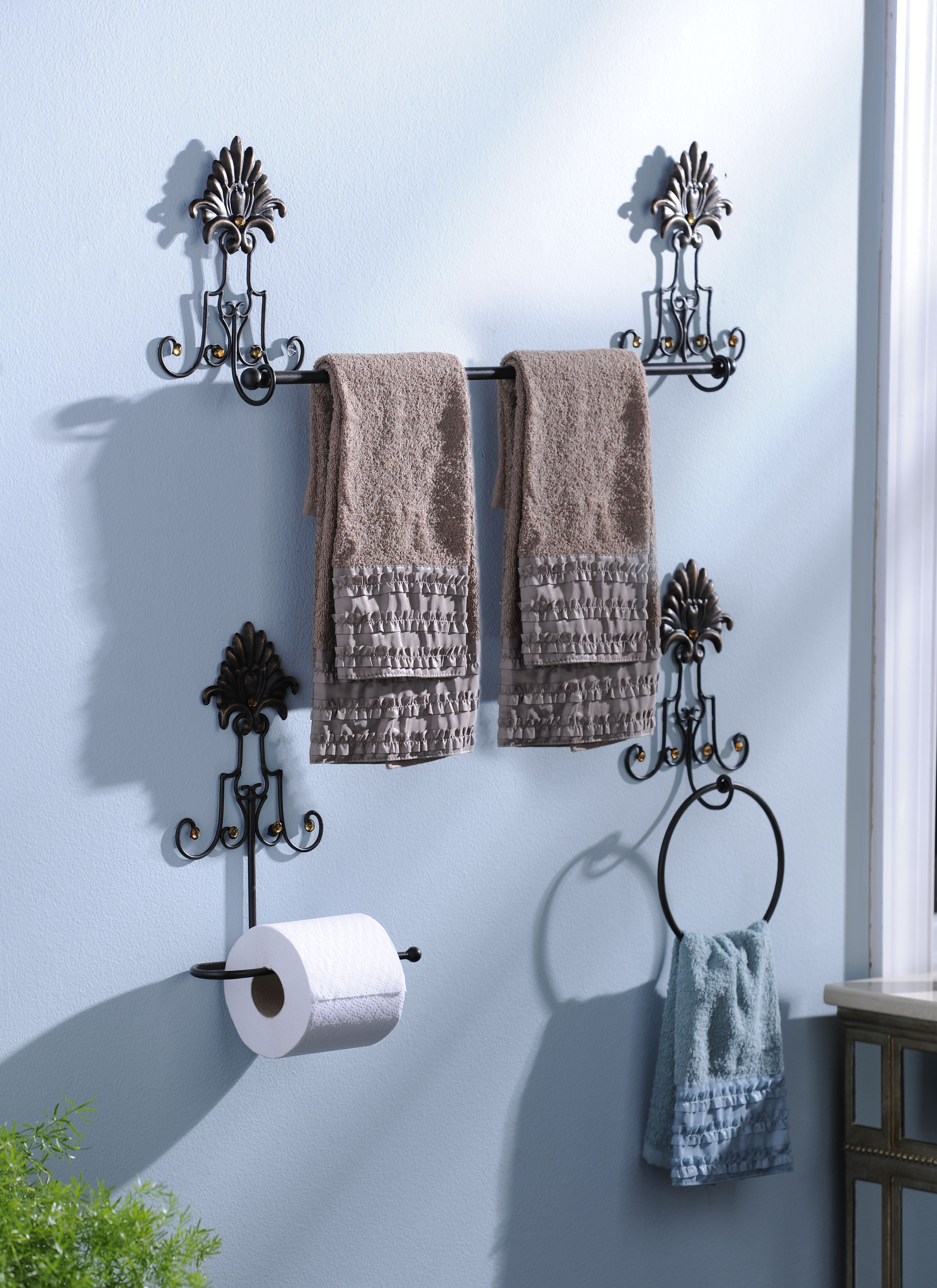 Wall Accessories for Your Luxurious Bathroom Kirklands