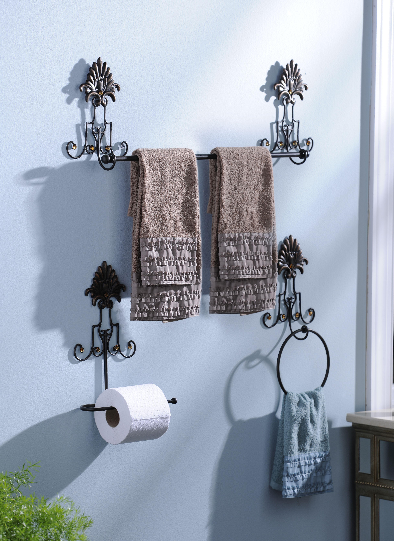 Bathroom Decor Ideas Kirklands wall accessories for your luxurious bathroom #kirklands
