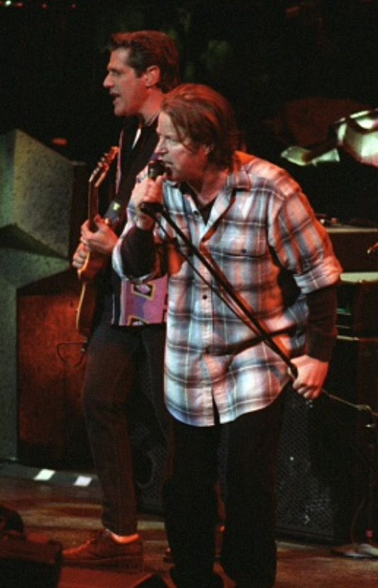 Glenn Frey & Don Henley