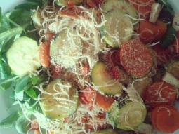 Repas minceur et végétalien #3