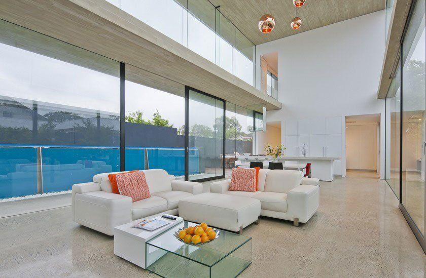 JUO have designed the Breust Residence in Perth, Australia. | Tejido ...