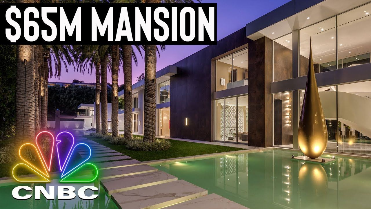 Inside A 65M Mansion With The Longest Pool In All Of Bel