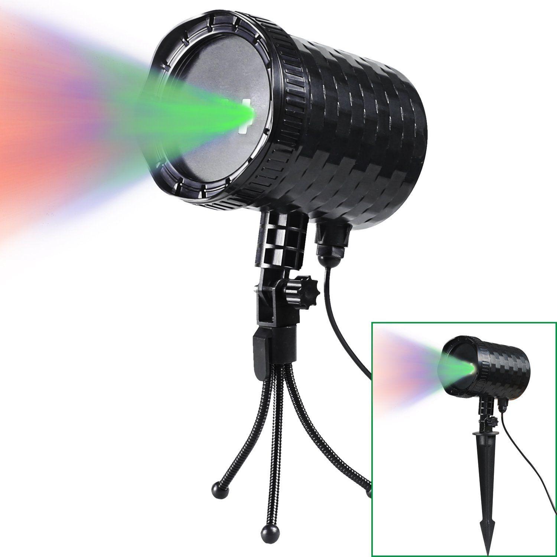 Amazon Com Coowoo Ip65 Waterproof Timer Control Laser Christmas Lights Laser Lights Laser Christmas Lights Laser Lights Projector