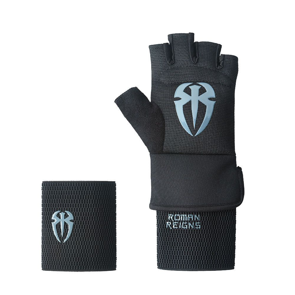 WWE AUTHENTIC ROMAN REIGNS ONE VERSUS ALL REPLICA GLOVE AND WRISTBAND SET NEW - http://bestsellerlist.co.uk/wwe-authentic-roman-reigns-one-versus-all-replica-glove-and-wristband-set-new/