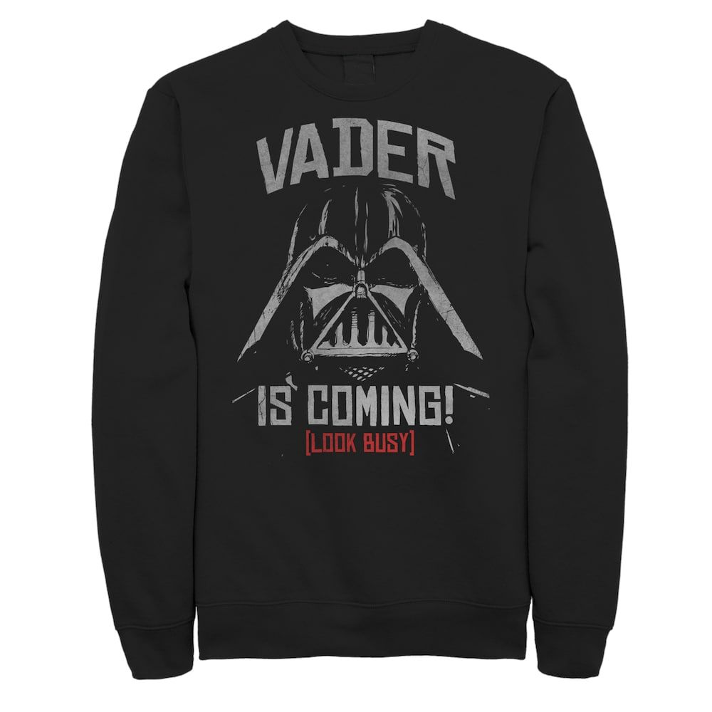 Men S Star Wars Darth Vader Sweatshirt Star Wars Darth Star Wars Darth Vader Sweatshirts [ 1000 x 1000 Pixel ]